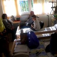 Dom Lovret - Župan Zlatko Ževrnja u našem domu