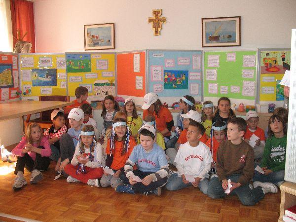 Dom Lovret - Posjet djece i mladih 2012