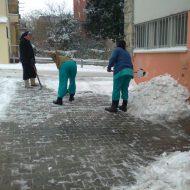 Snježne radosti - Split 2012 - Fotografija 4