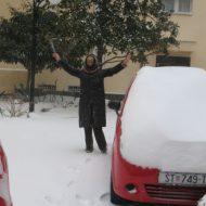 Snježne radosti - Split 2012 - Fotografija 5