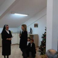 Dom Lovret - Božićni posjet Županije i Grada - fotografija 3