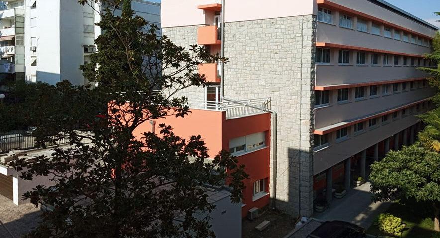 Energetska obnova zgrade doma za starije i nemoćne osobe Lovret u Splitu